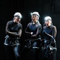 – Olivia Cosío, Verena Gunz und Julia Moorman © Anna-Maria Löffelberger