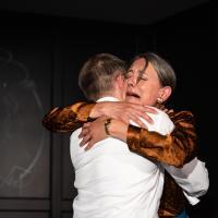 – Marco Dott und Tina Eberhardt © SLT / Tobias Witzgall