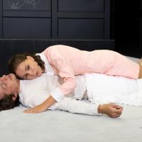 – Skye MacDonald und Patrizia Unger © SLT / Tobias Witzgall
