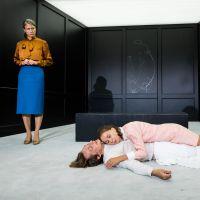 – Tina Eberhard, Skye MacDonald und Patrizia Unger © SLT / Tobias Witzgall