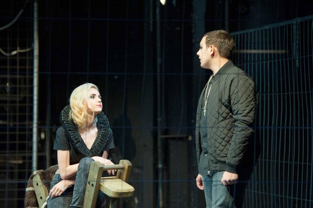 Punk Rock / Hanna Holzner und Simon Leikermoser